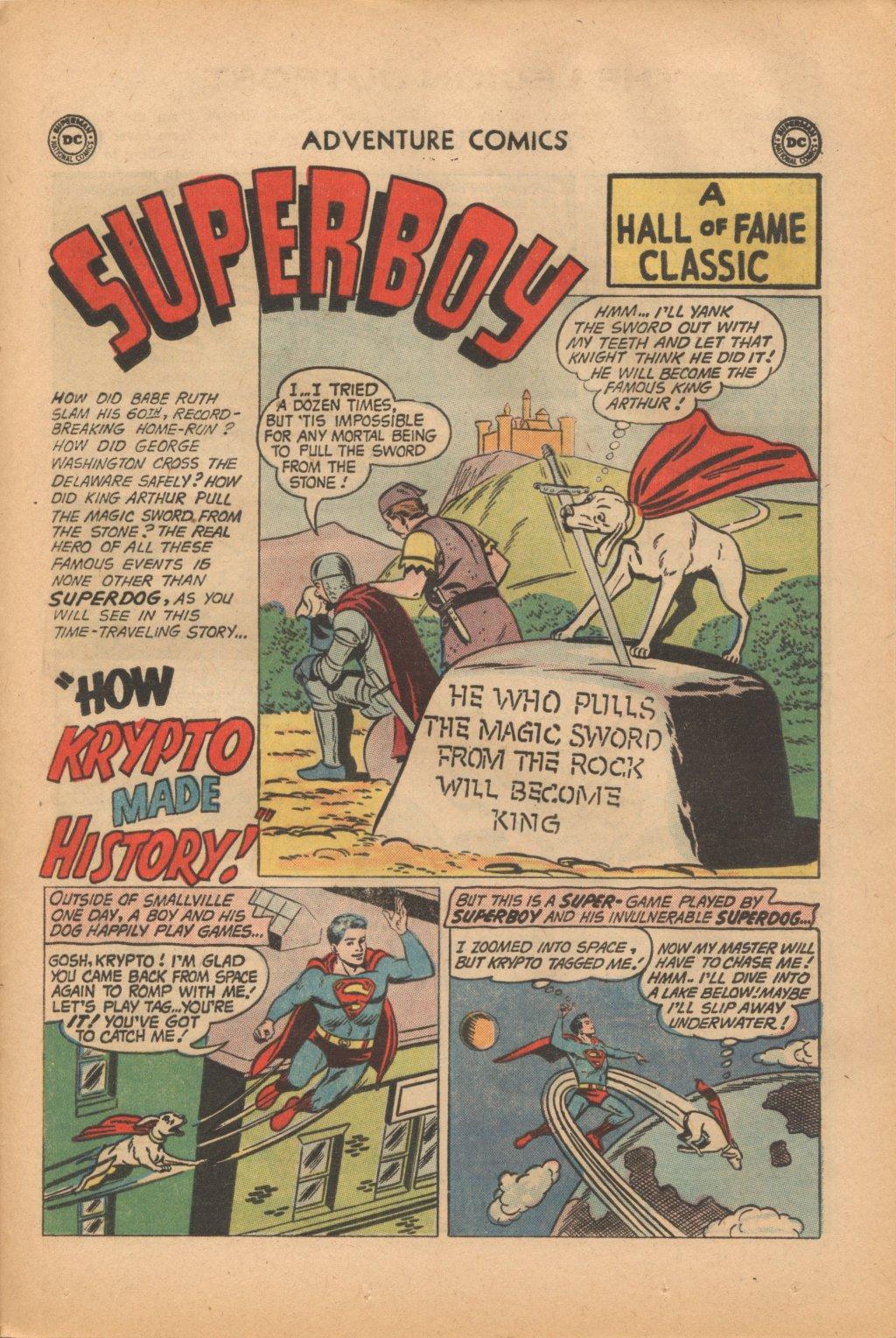 Read online Adventure Comics (1938) comic -  Issue #323 - 25