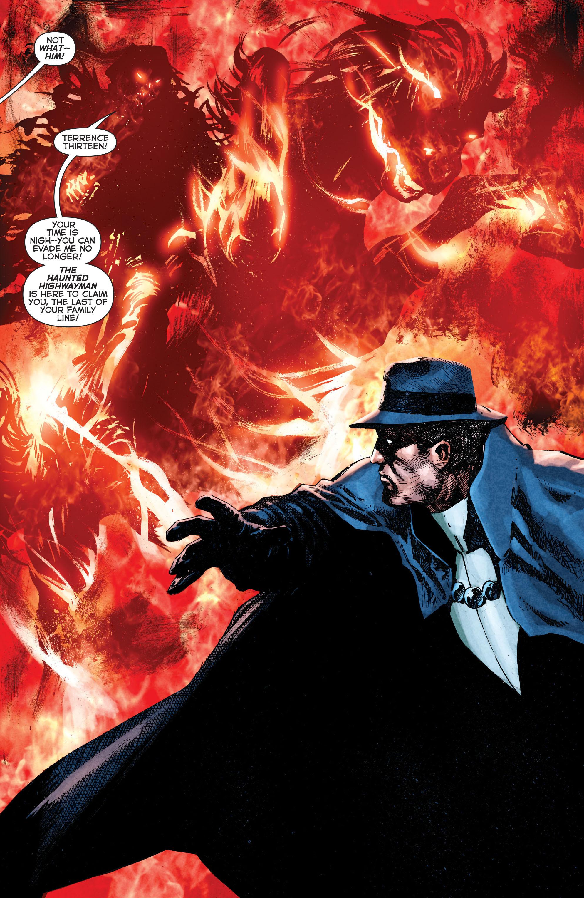 Read online Trinity of Sin: The Phantom Stranger comic -  Issue #2 - 18