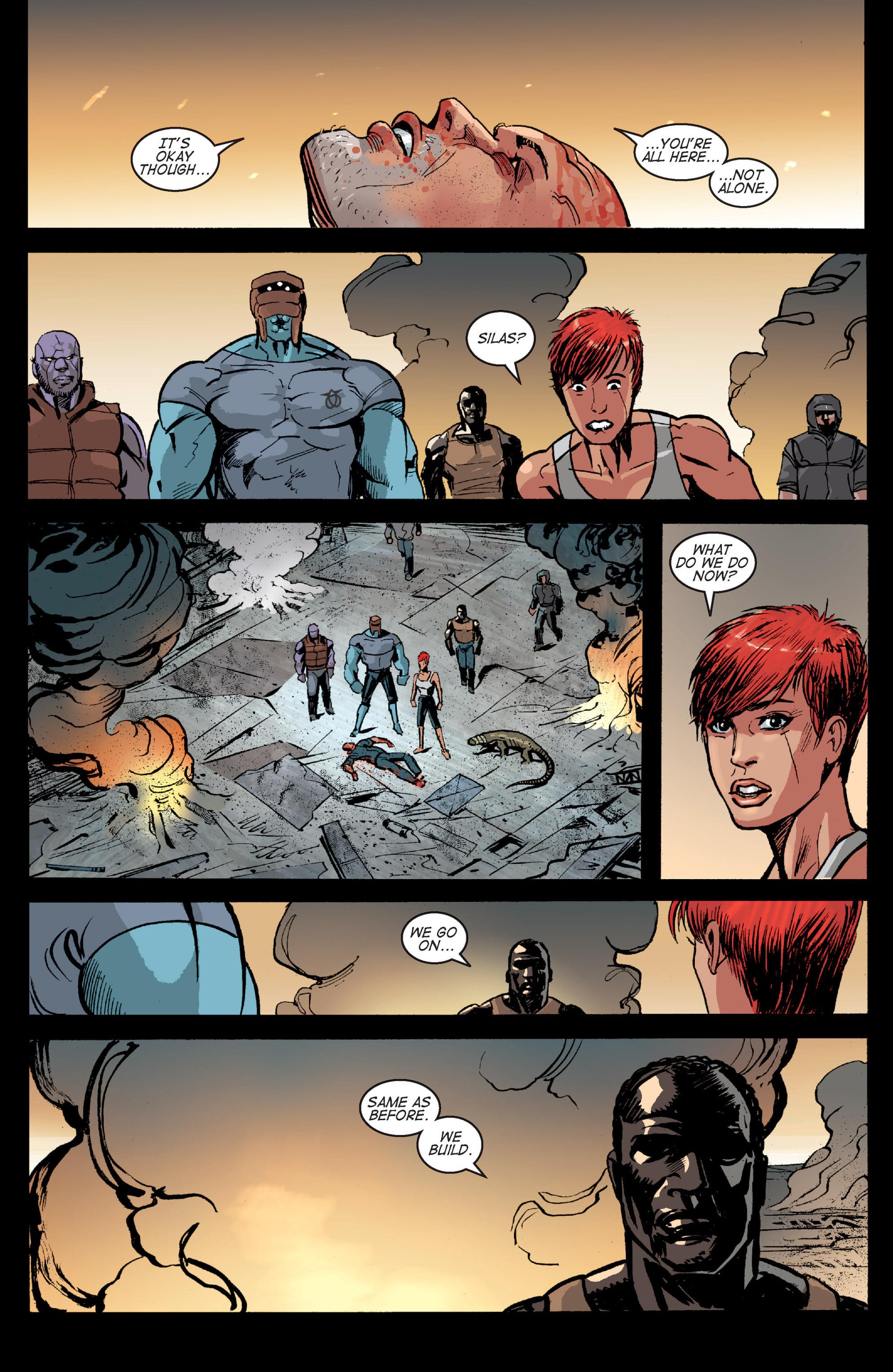 Read online Planetoid comic -  Issue # TPB - 164