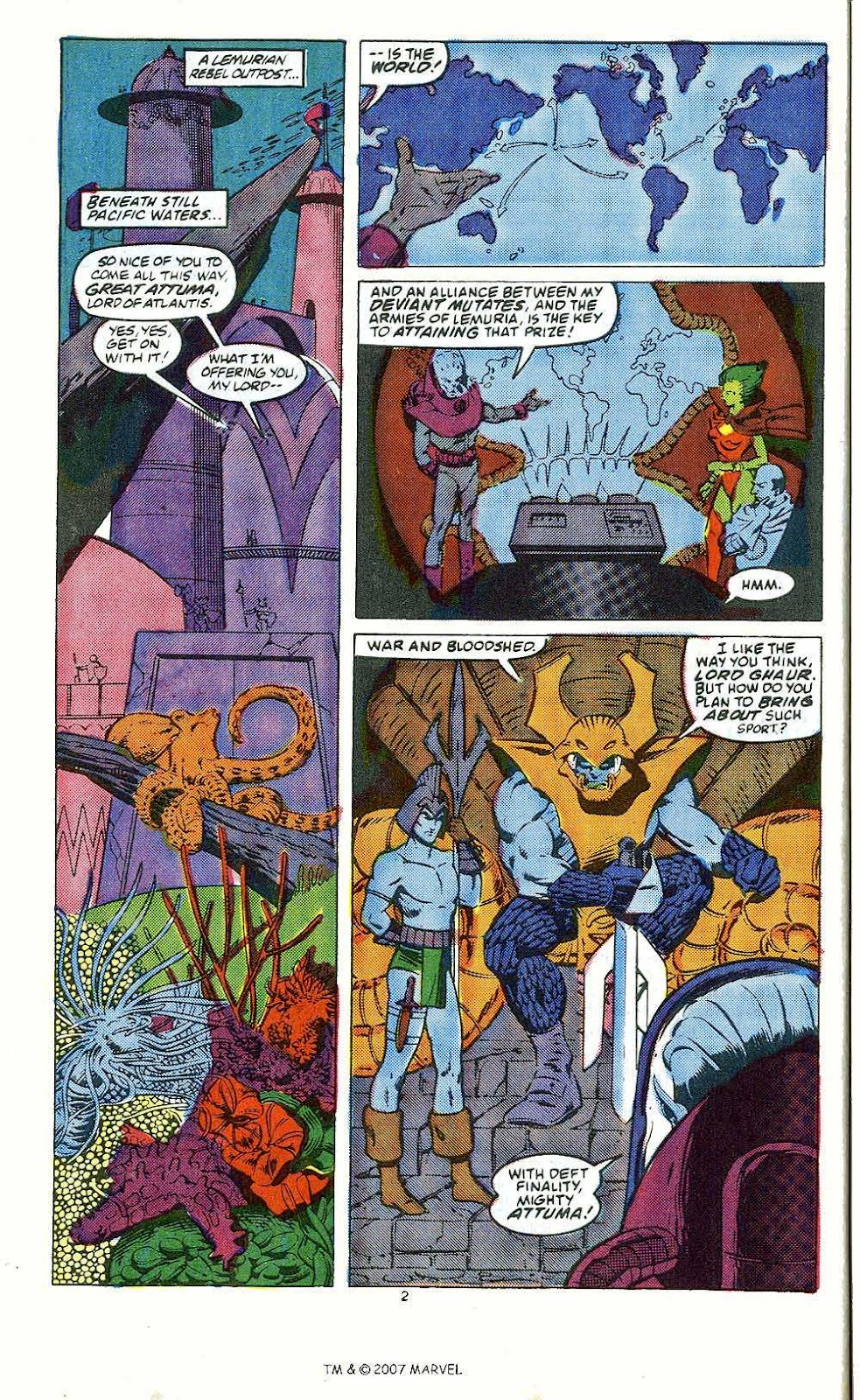 Iron Man Annual issue 10 - Page 4
