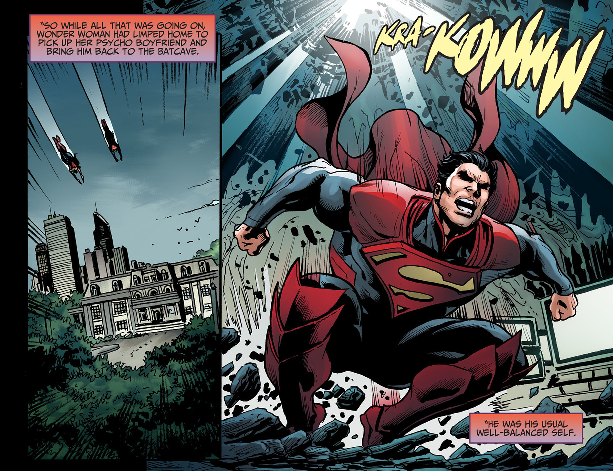 Read online Injustice: Ground Zero comic -  Issue #13 - 16