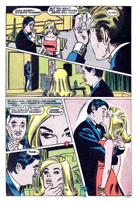 Read online Secret Hearts comic -  Issue #131 - 24
