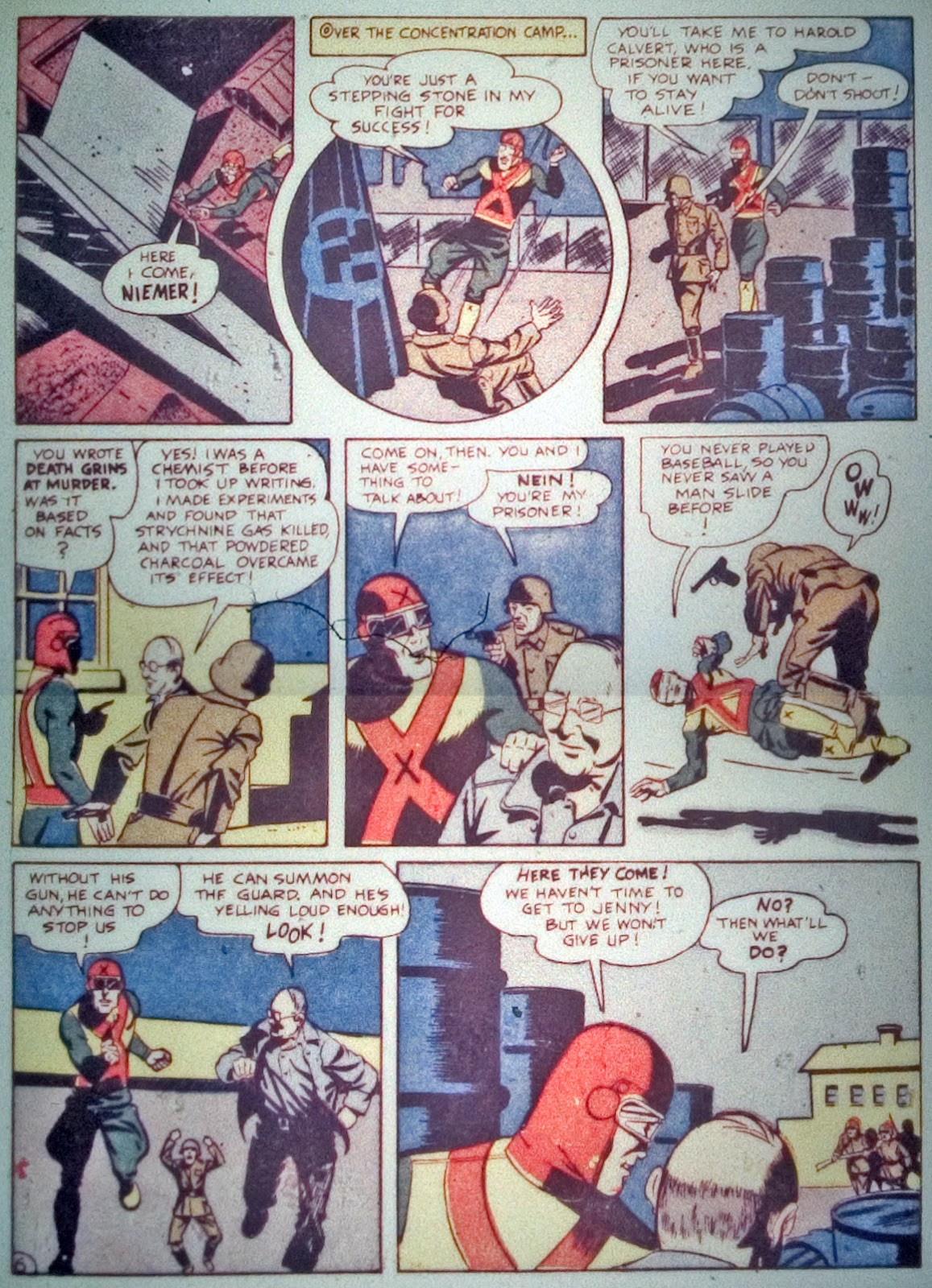 Star Spangled Comics (1941) issue 7 - Page 29