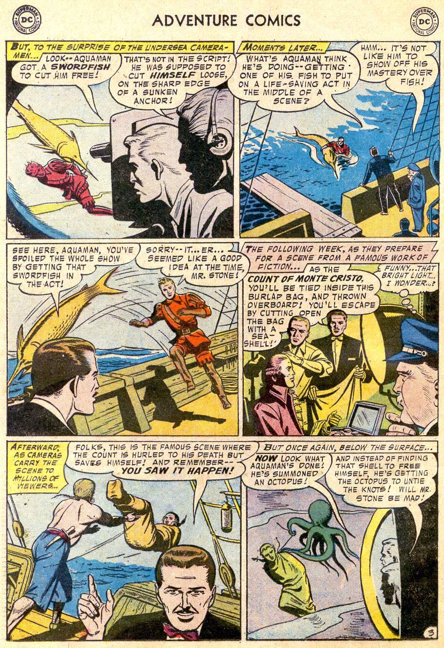 Read online Adventure Comics (1938) comic -  Issue #235 - 20