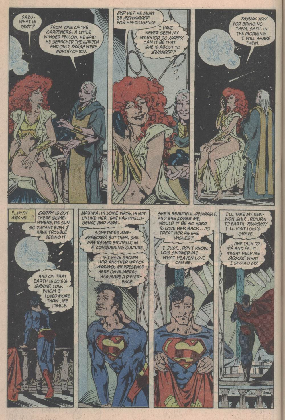 Read online Adventures of Superman (1987) comic -  Issue #Adventures of Superman (1987) _Annual 3 - 42