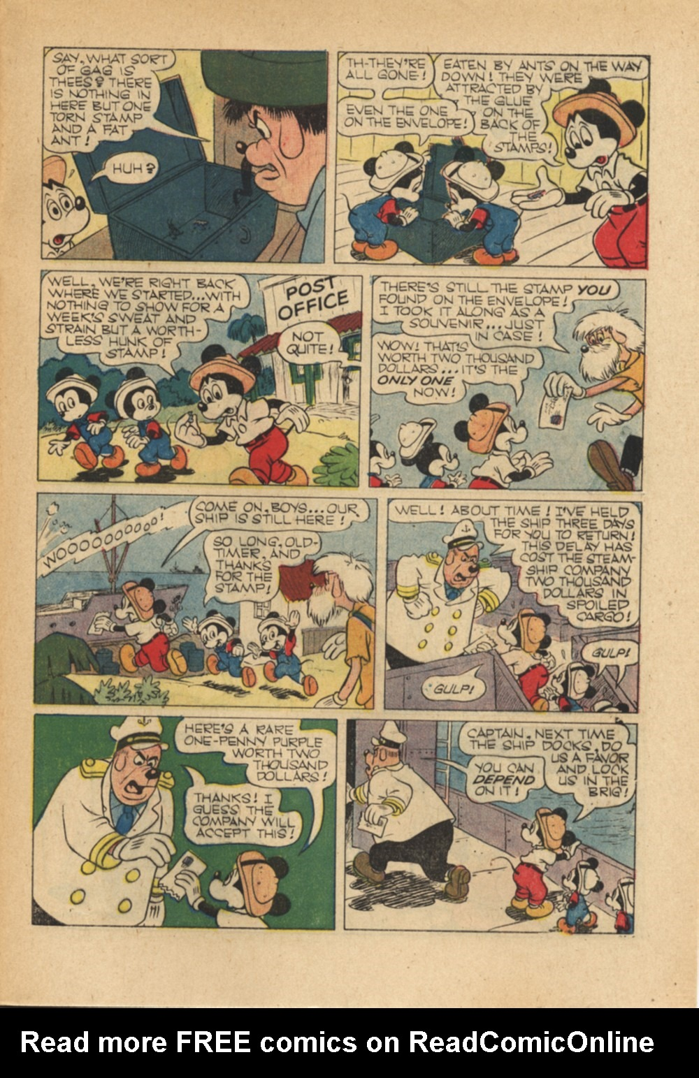 Four Color Comics issue 1151 - Page 33