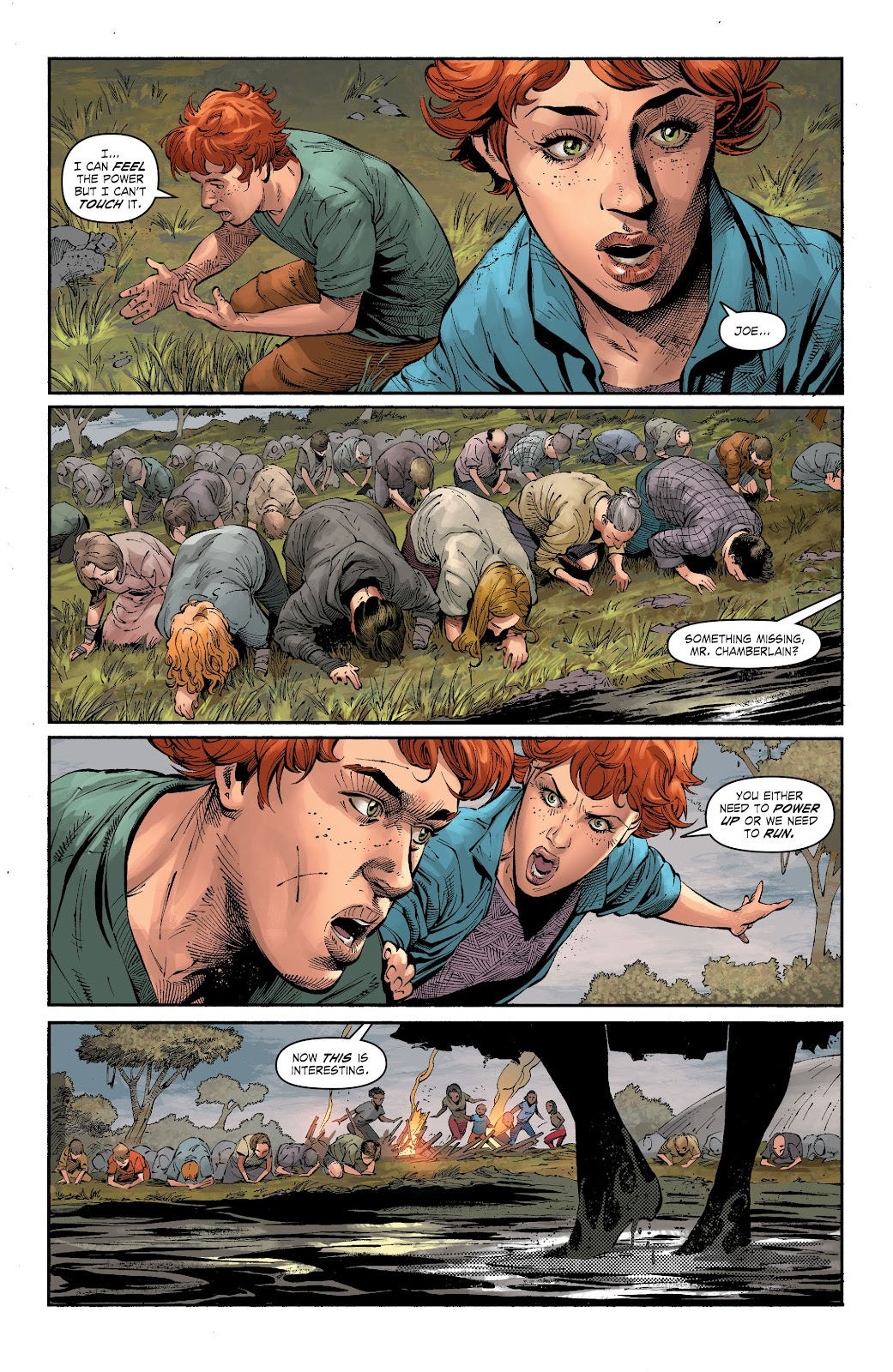 Read online The Curse of Brimstone: Ashes comic -  Issue # TPB (Part 1) - 51