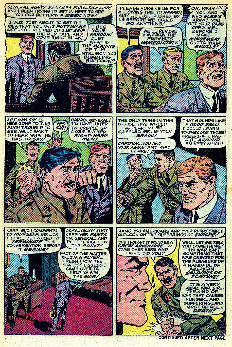 Read online Sgt. Fury comic -  Issue #76 - 5