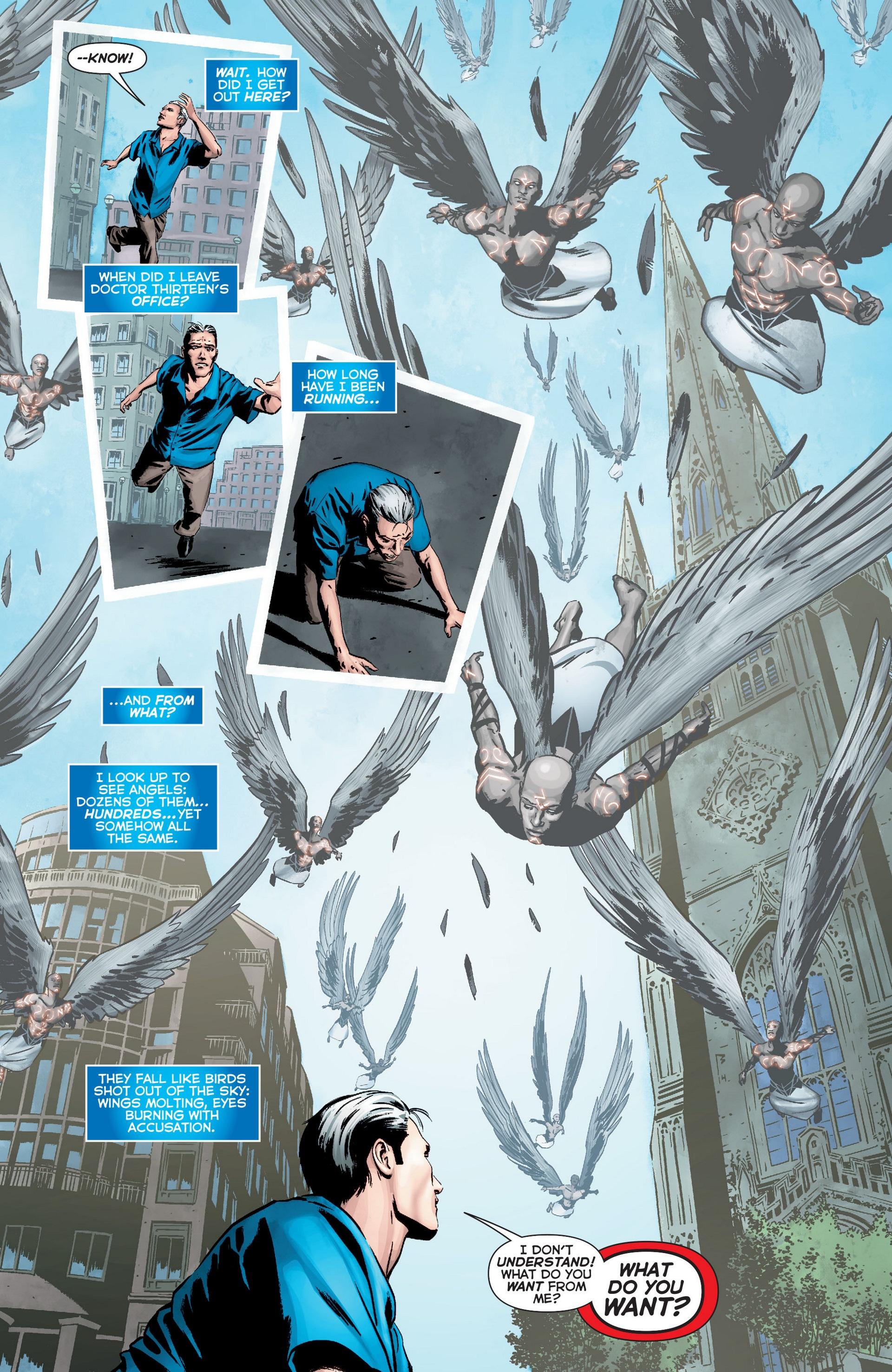 Read online Trinity of Sin: The Phantom Stranger comic -  Issue #22 - 13