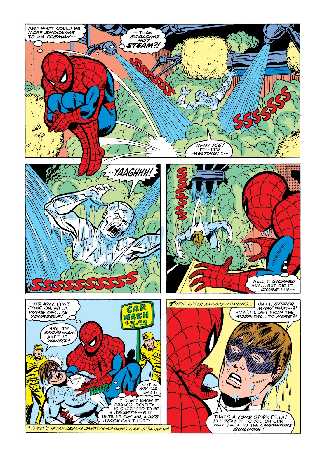 Read online Marvel Masterworks: The Spectacular Spider-Man comic -  Issue # TPB 2 (Part 1) - 57