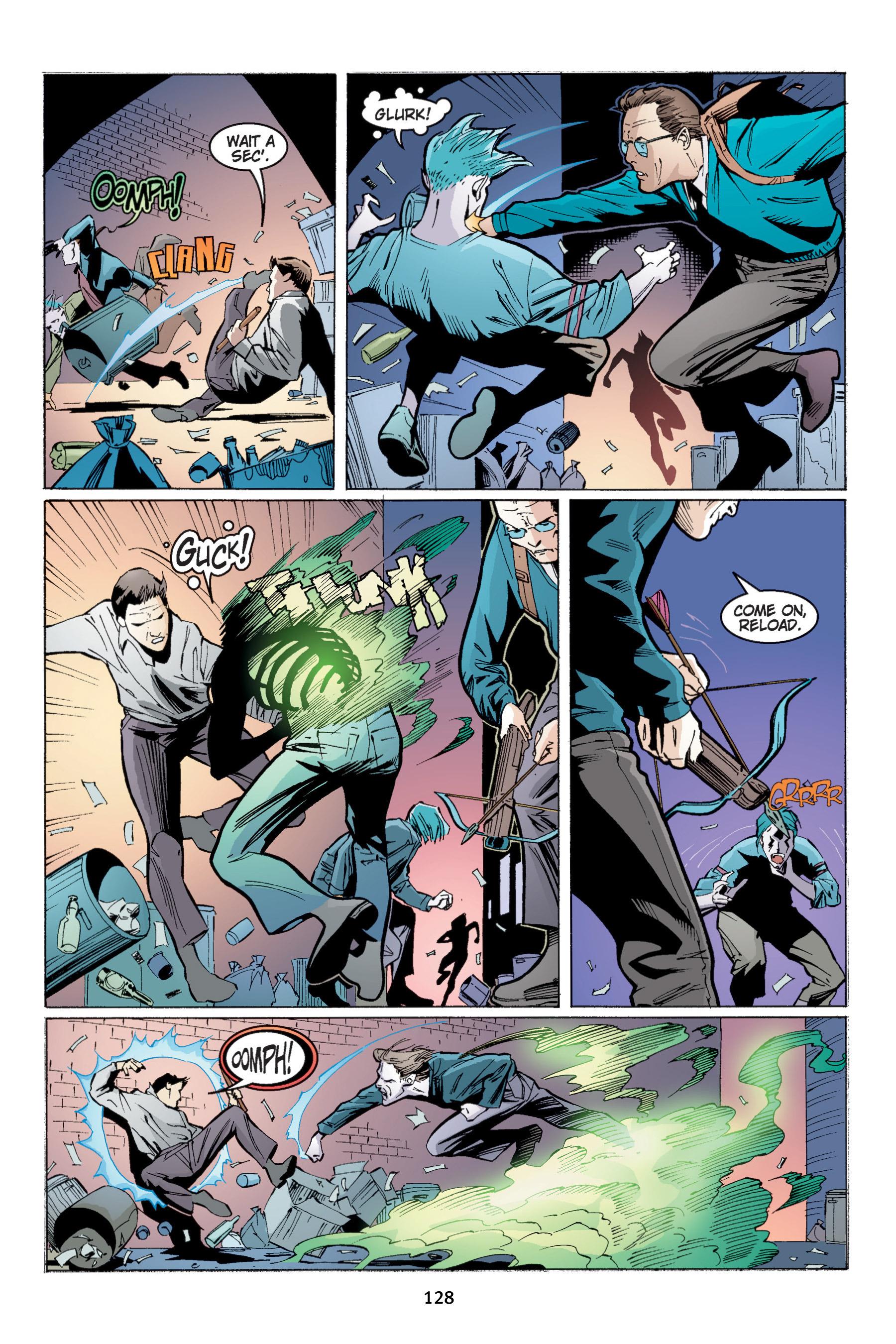 Read online Buffy the Vampire Slayer: Omnibus comic -  Issue # TPB 4 - 129