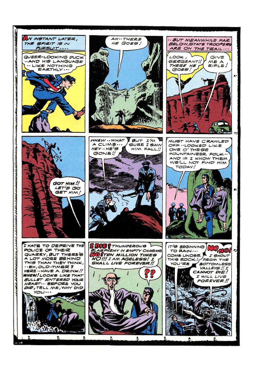 Read online Will Eisner's The Spirit Archives comic -  Issue # TPB 3 (Part 2) - 25