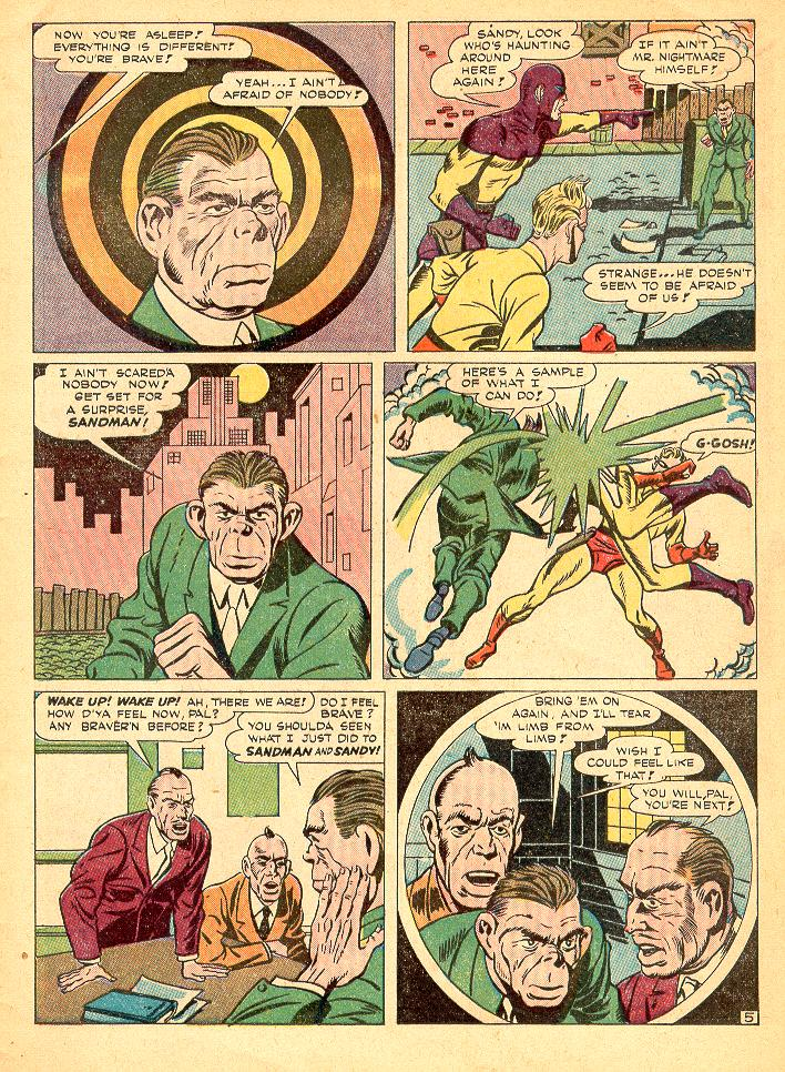 Read online Adventure Comics (1938) comic -  Issue #91 - 7