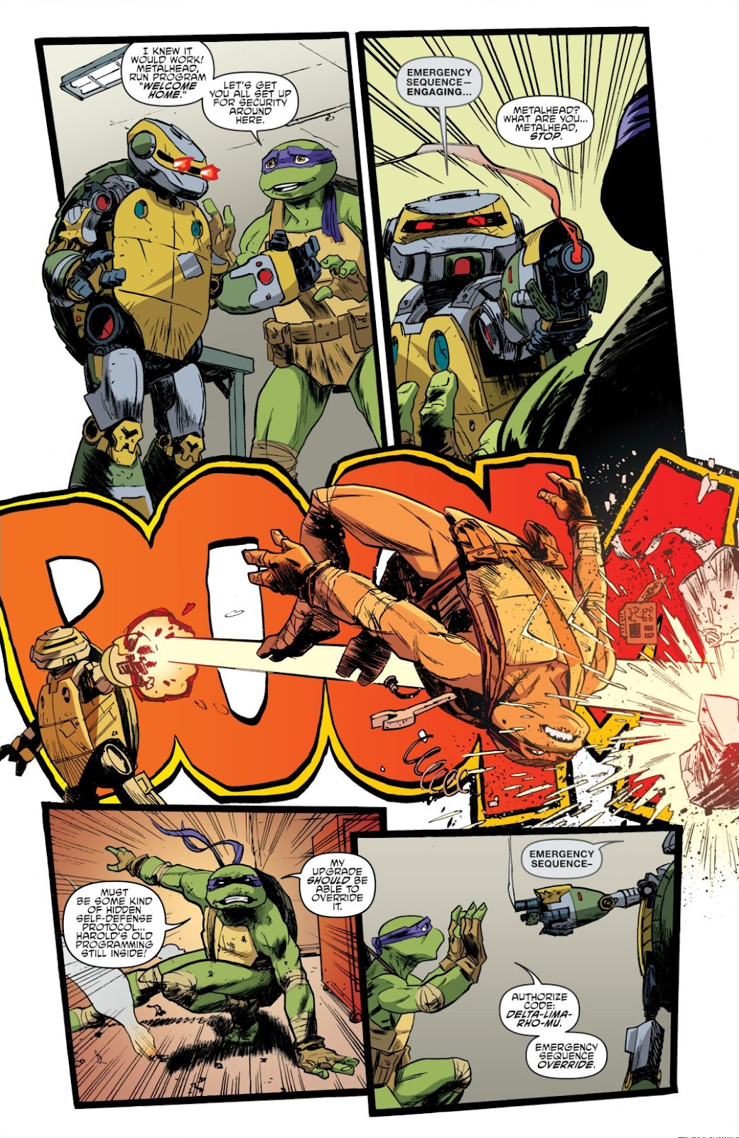 Read online Teenage Mutant Ninja Turtles: The IDW Collection comic -  Issue # TPB 8 (Part 4) - 42