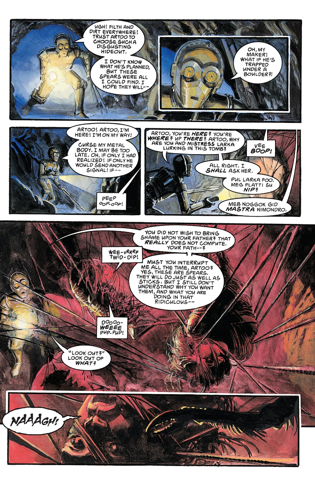Read online Star Wars Legends Epic Collection: The Empire comic -  Issue # TPB 5 (Part 5) - 20