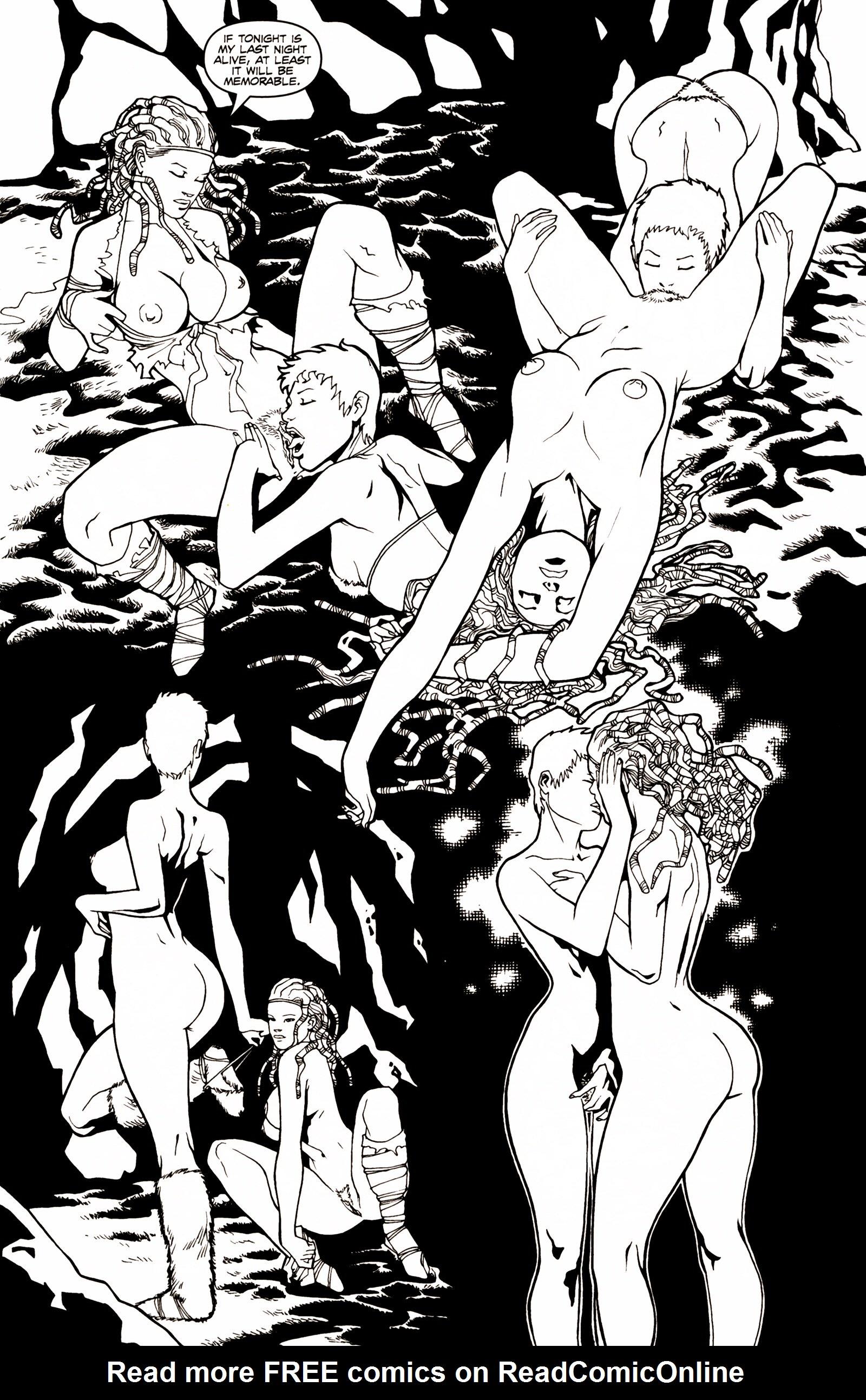 Read online Jungle Fantasy (2002) comic -  Issue # _Annual 1 - 27