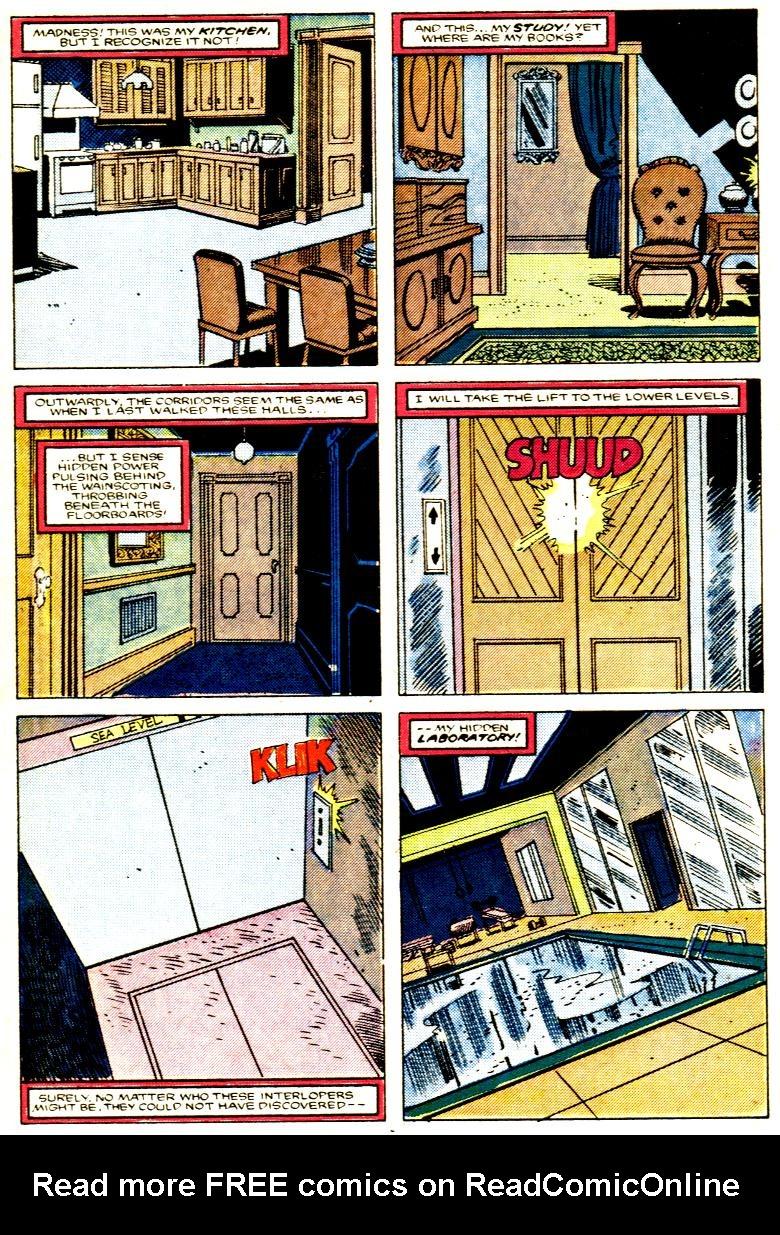 Read online Alpha Flight (1983) comic -  Issue # _Annual 1 - 6