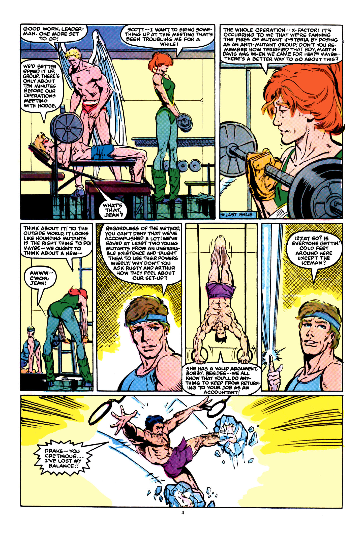 Read online X-Factor (1986) comic -  Issue #5 - 5