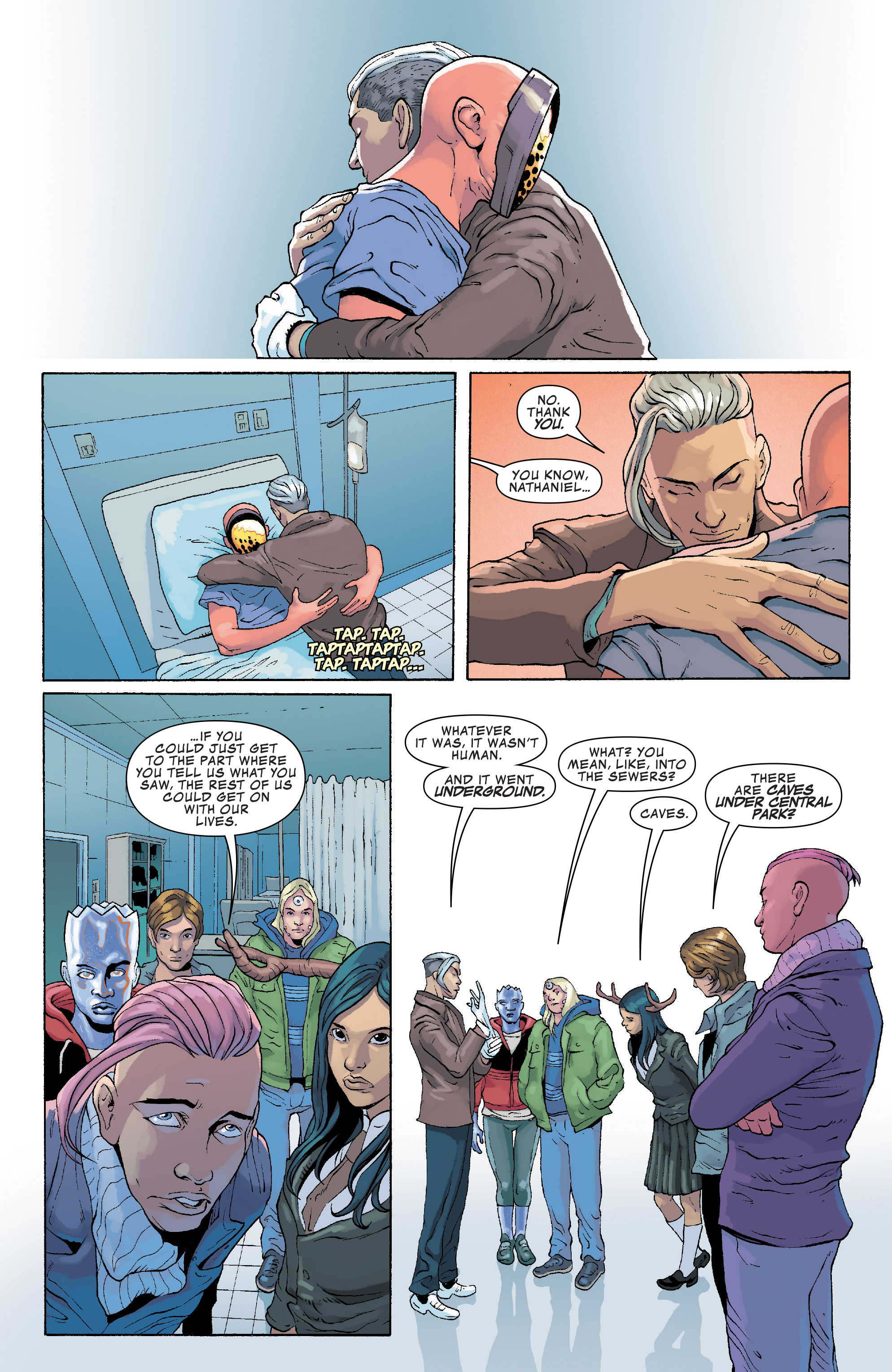 Read online Generation X (2017) comic -  Issue #3 - 20
