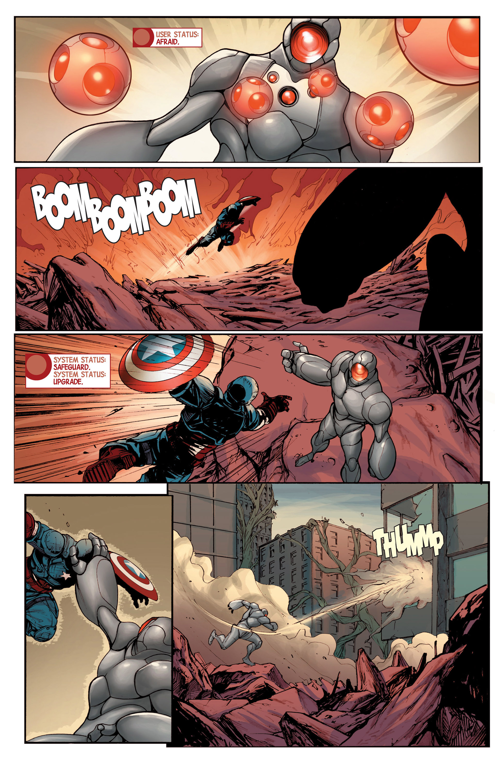 Read online Avengers (2013) comic -  Issue #16 - 19