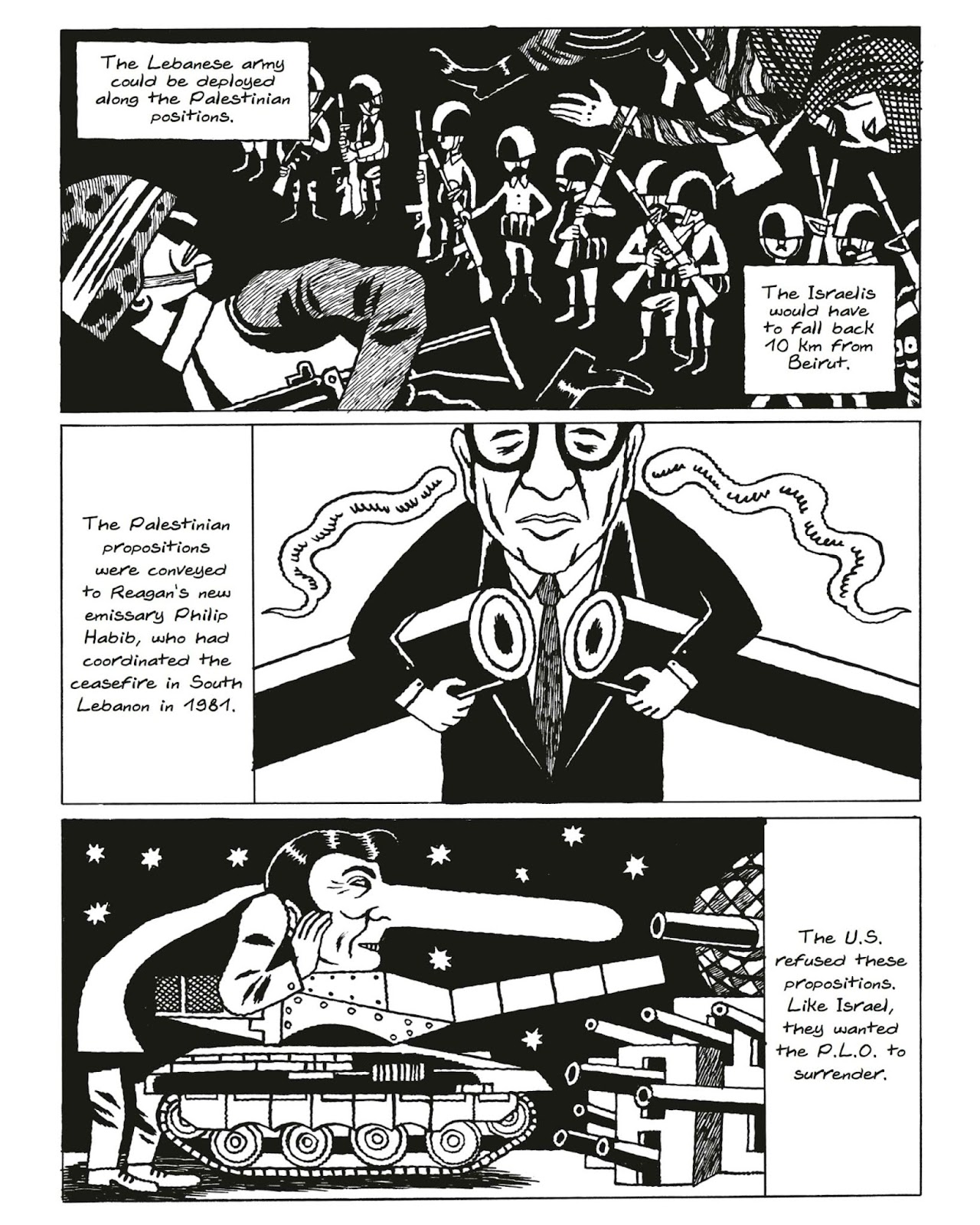 Best of Enemies: A History of US and Middle East Relations issue TPB_2 - Page 85
