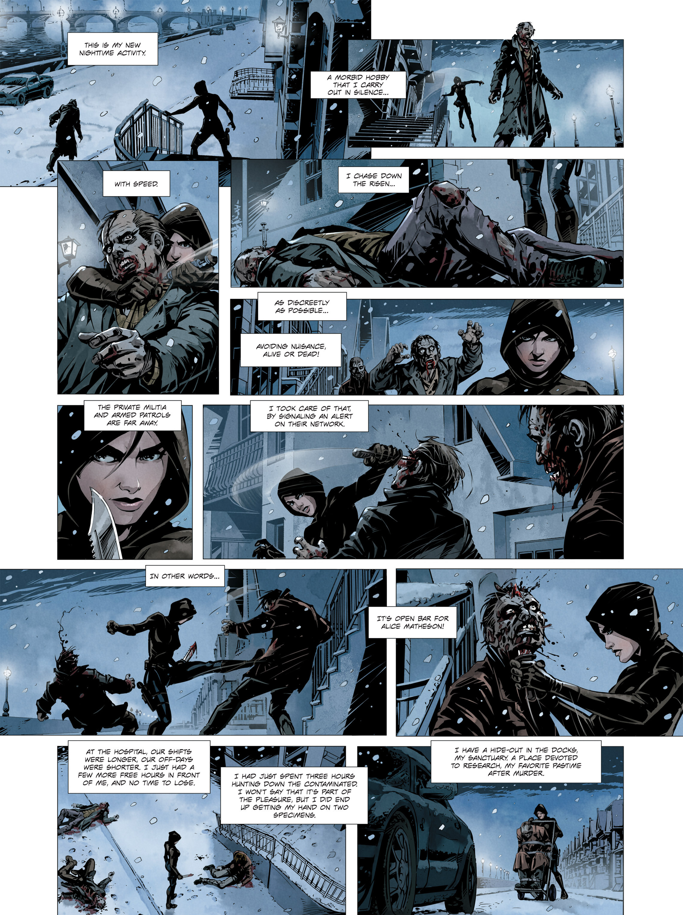 Read online Alice Matheson comic -  Issue #3 - 6