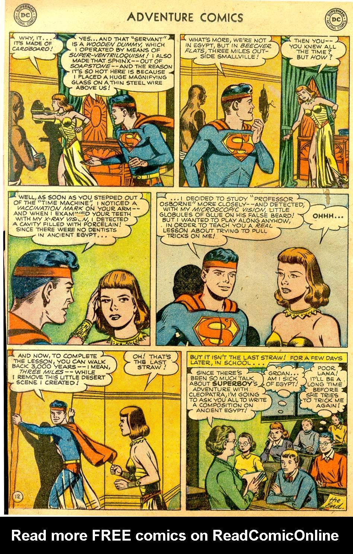 Read online Adventure Comics (1938) comic -  Issue #183 - 14