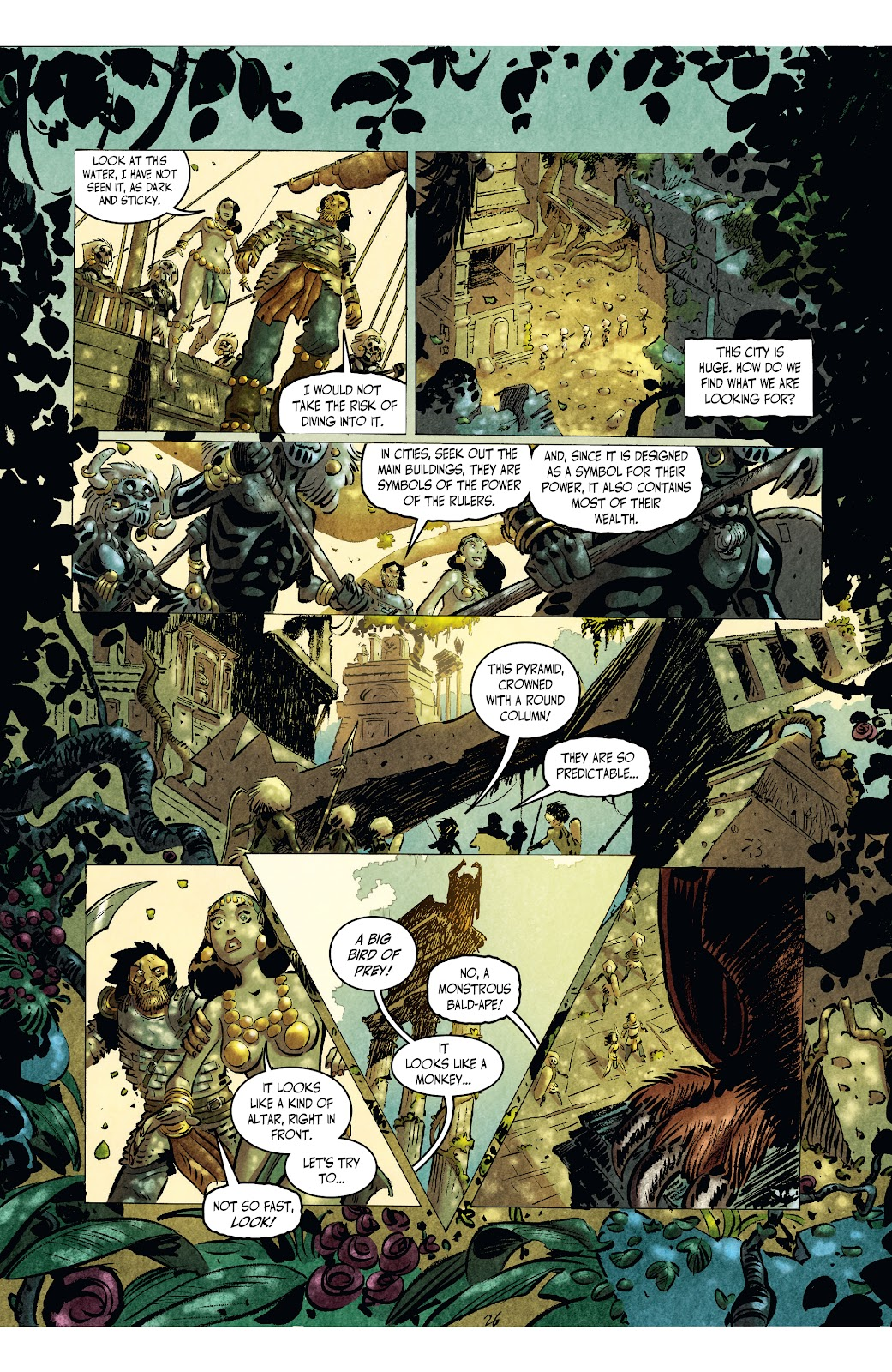 The Cimmerian: Queen of the Black Coast issue 2 - Page 4