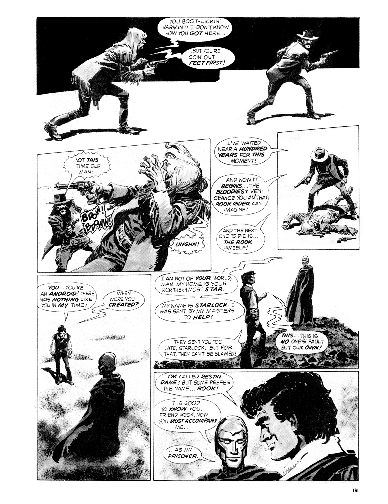 Read online Eerie Archives comic -  Issue # TPB 18 - 158