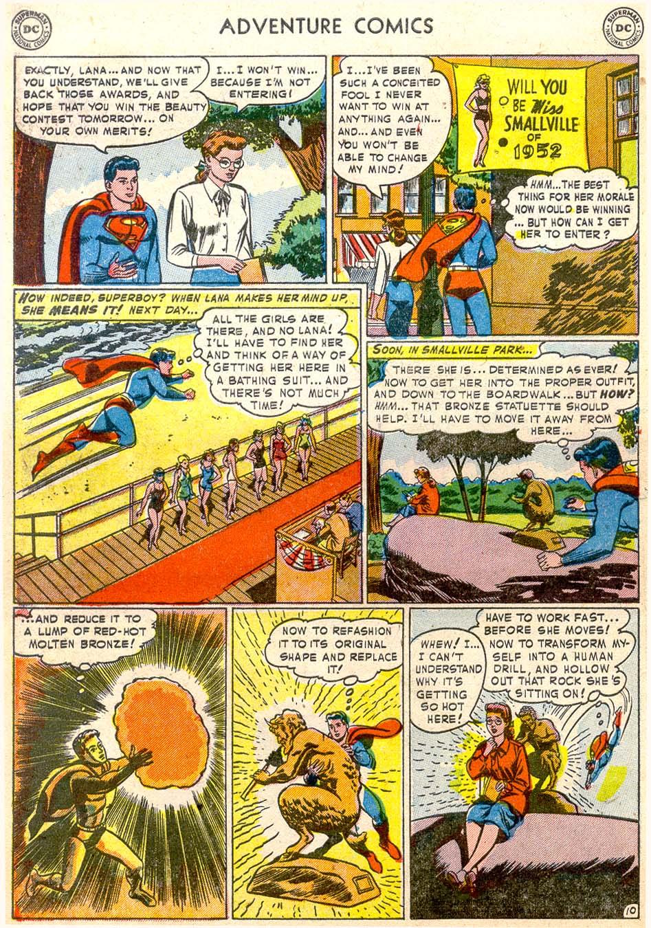 Read online Adventure Comics (1938) comic -  Issue #174 - 12
