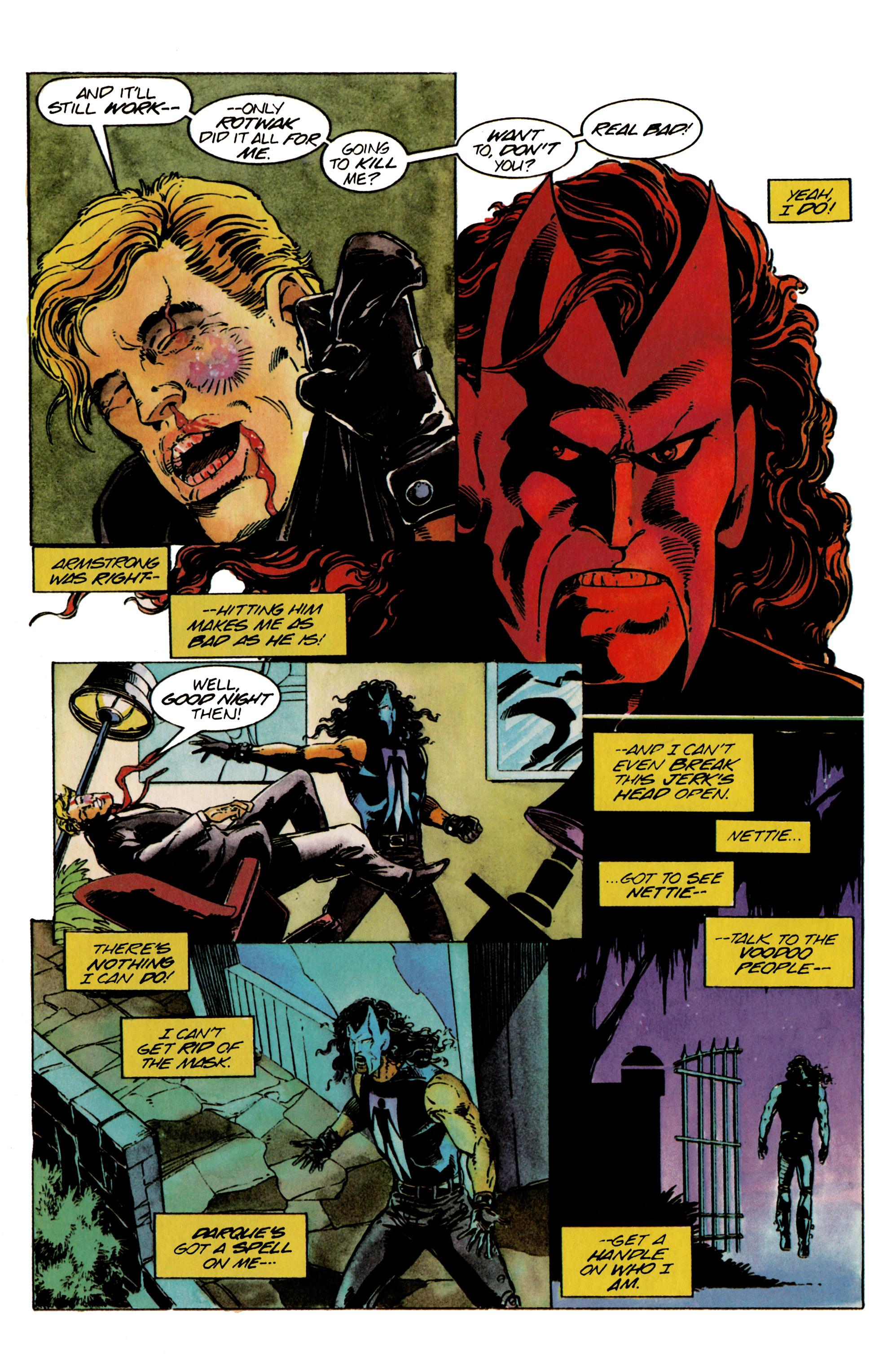 Read online Shadowman (1992) comic -  Issue #24 - 20