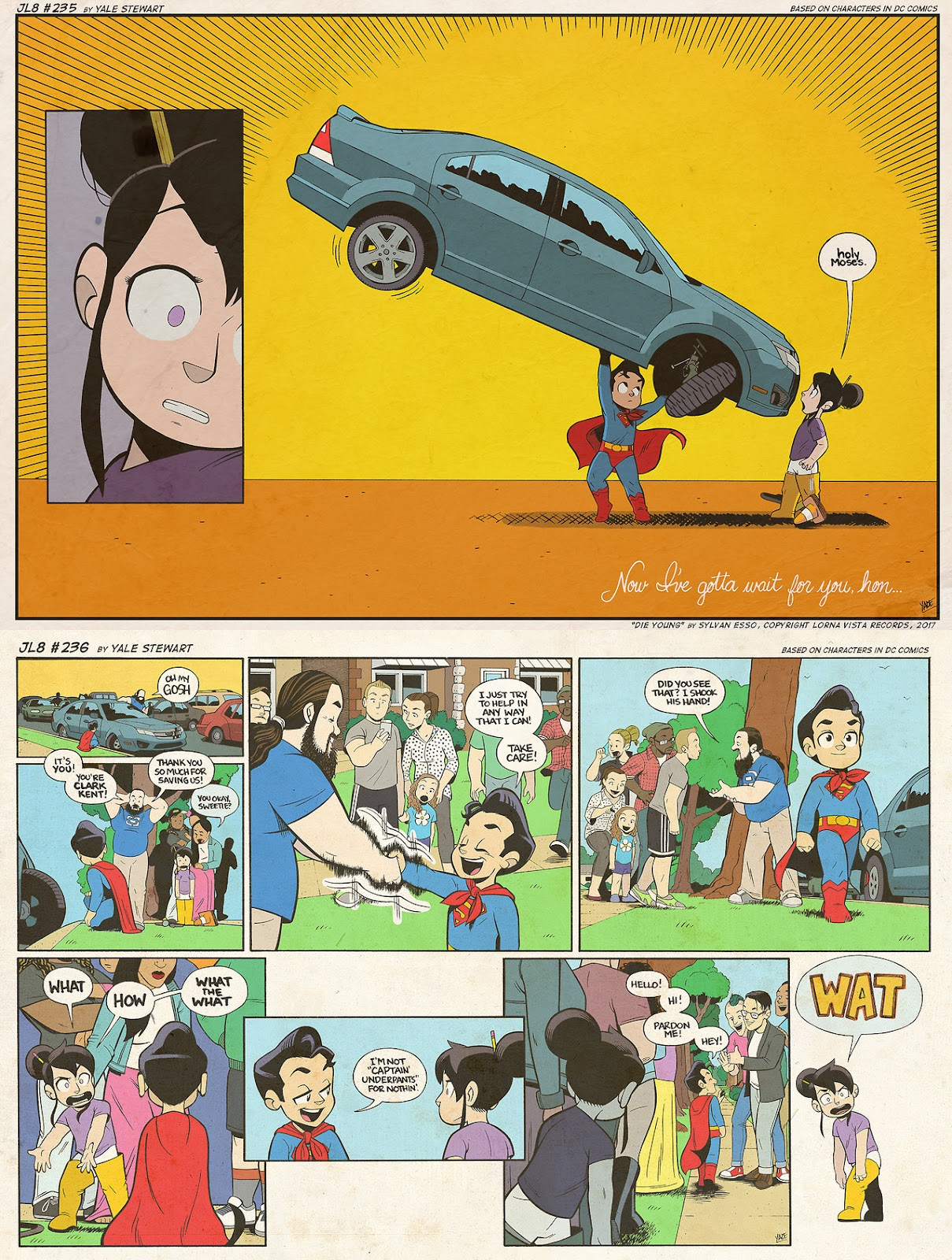 Read online JL8 – The Complete Collection comic -  Issue # TPB (Part 2) - 58