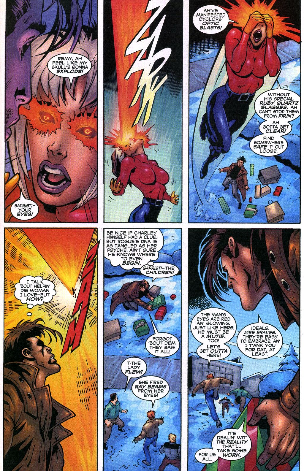 X-Men (1991) 109 Page 17
