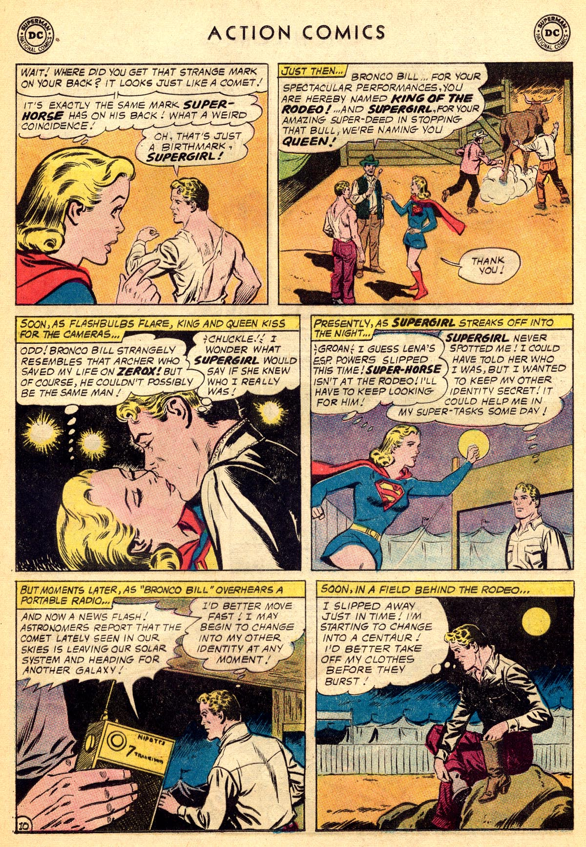 Read online Action Comics (1938) comic -  Issue #301 - 29