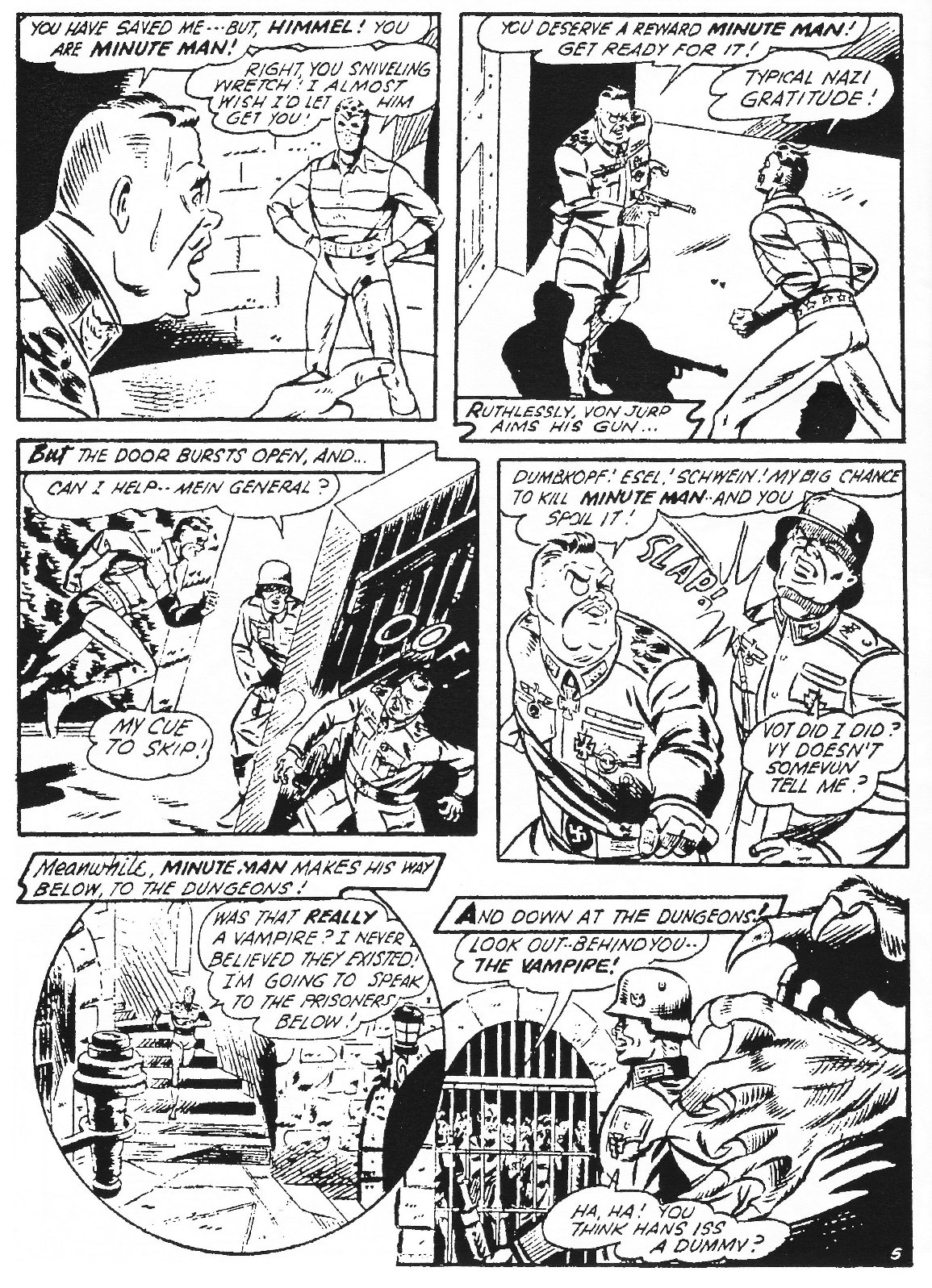 Read online Men of Mystery Comics comic -  Issue #77 - 8