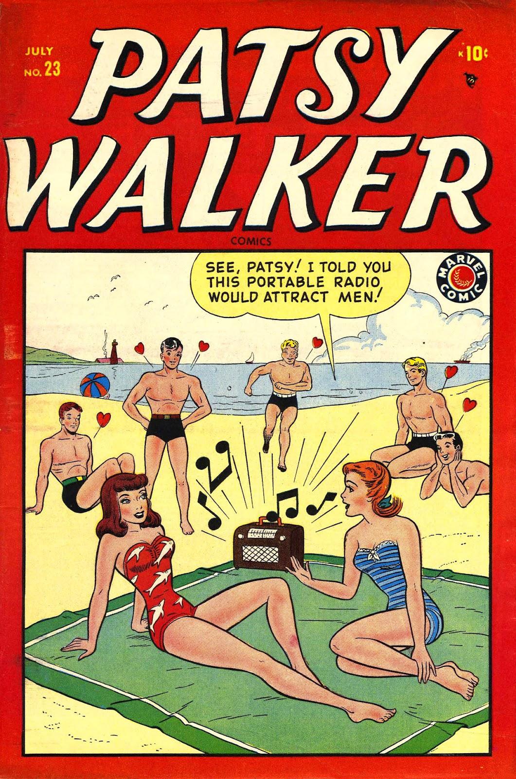 Patsy Walker 23 Page 1