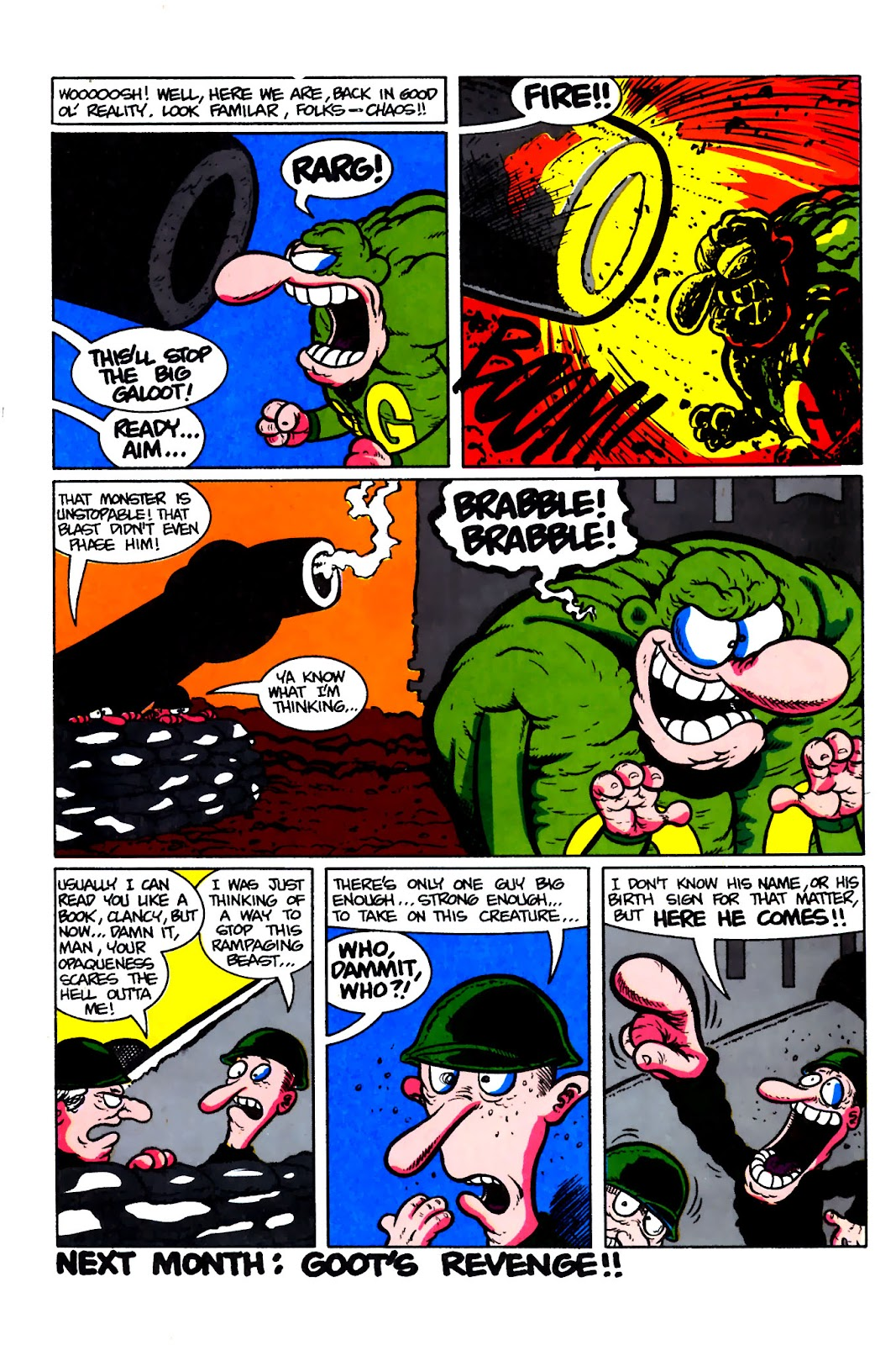 Ralph Snart Adventures (1988) issue 16 - Page 23
