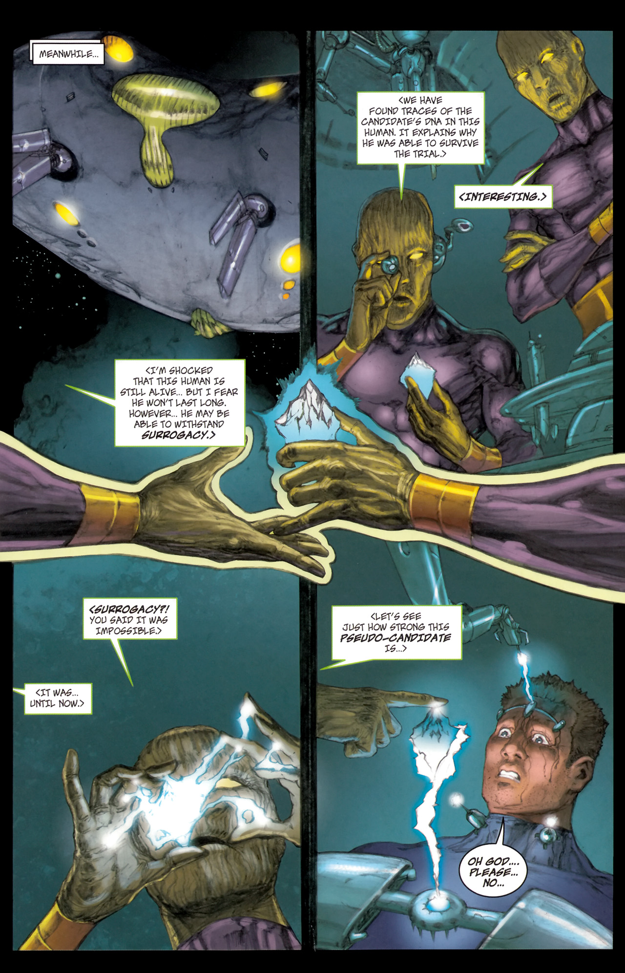 Read online Phoenix comic -  Issue #2 - 12