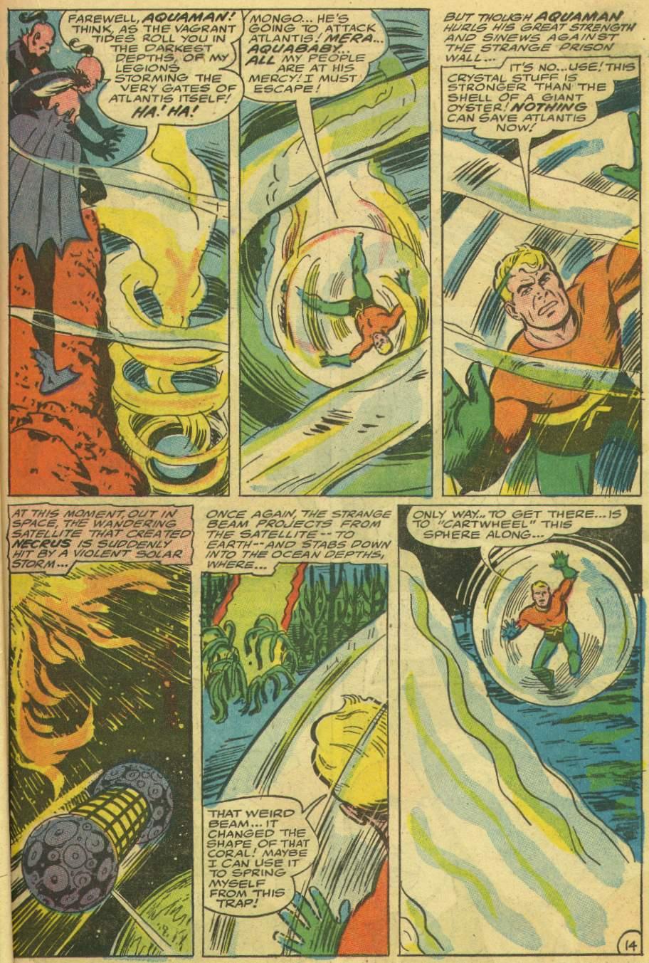 Read online Aquaman (1962) comic -  Issue #30 - 19