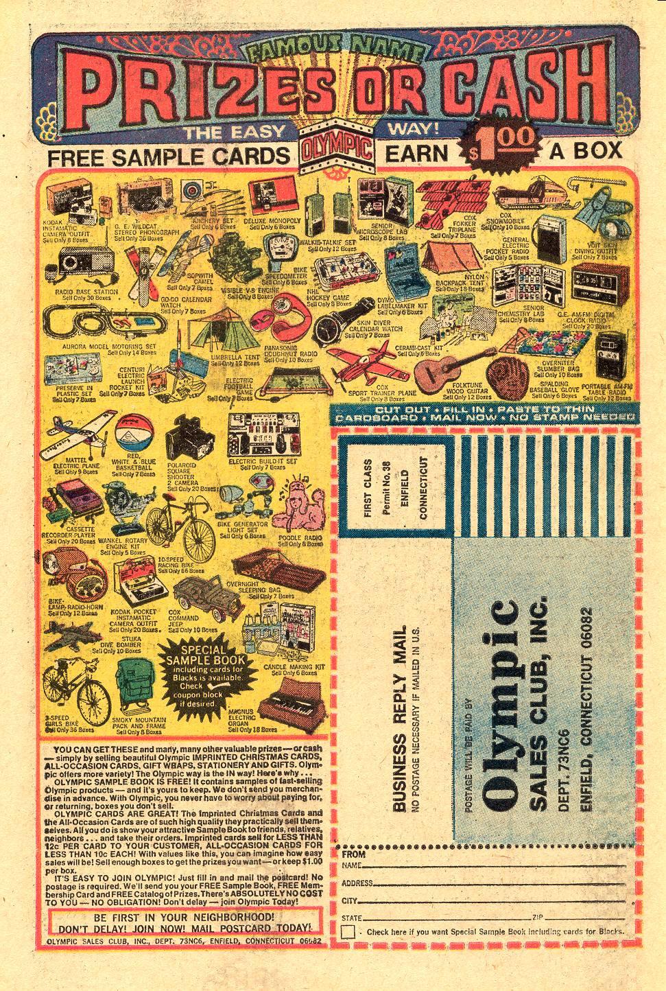 Read online Secret Origins (1973) comic -  Issue #4 - 34