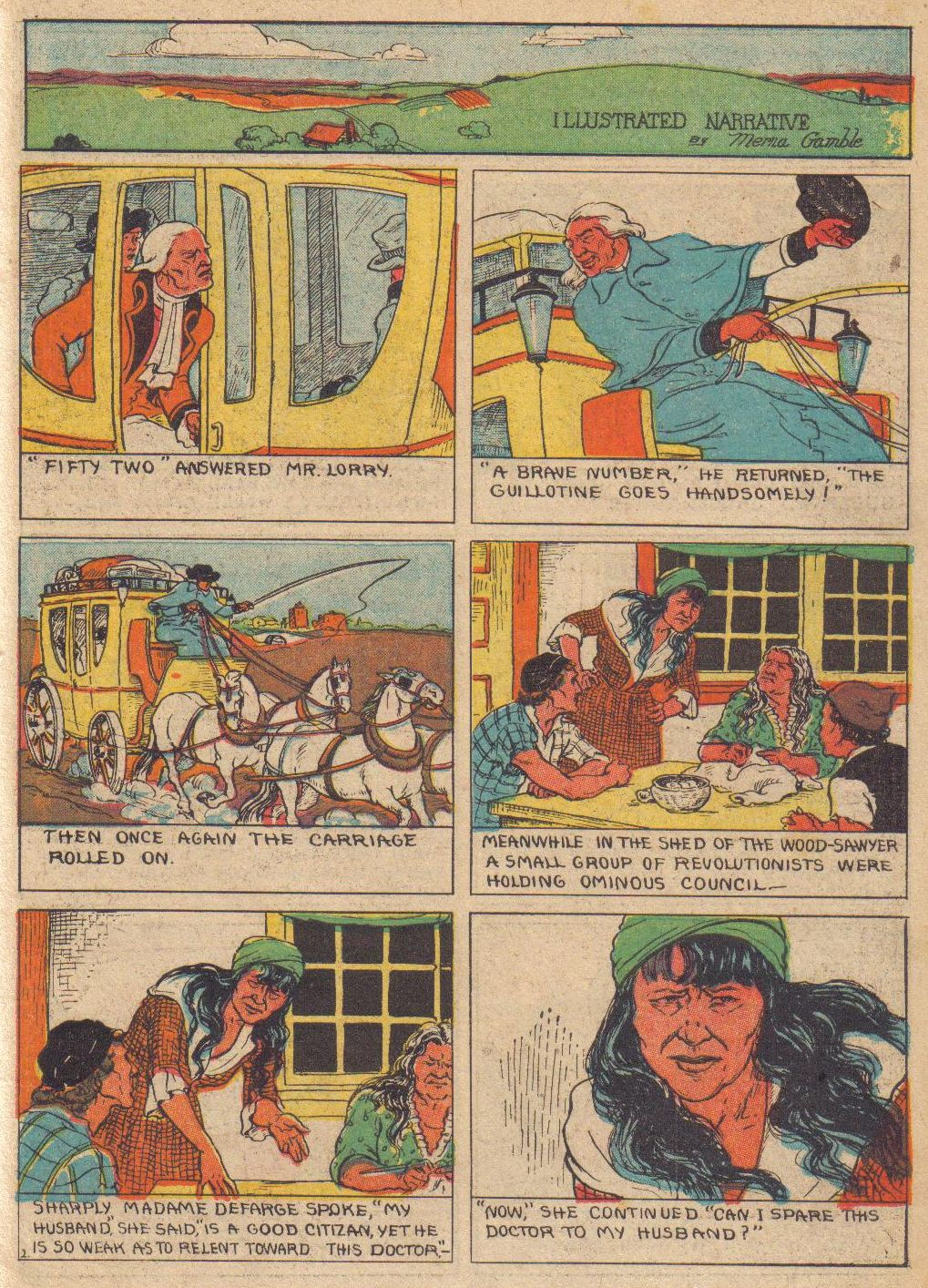 Read online Adventure Comics (1938) comic -  Issue #24 - 21