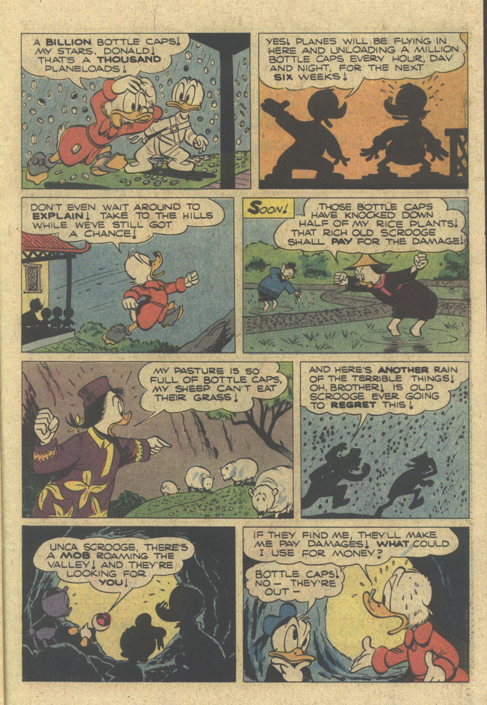 Read online Uncle Scrooge (1953) comic -  Issue #183 - 27