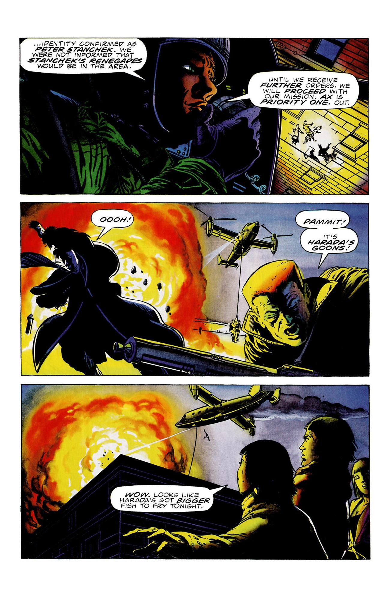 Read online Harbinger (1992) comic -  Issue #16 - 12