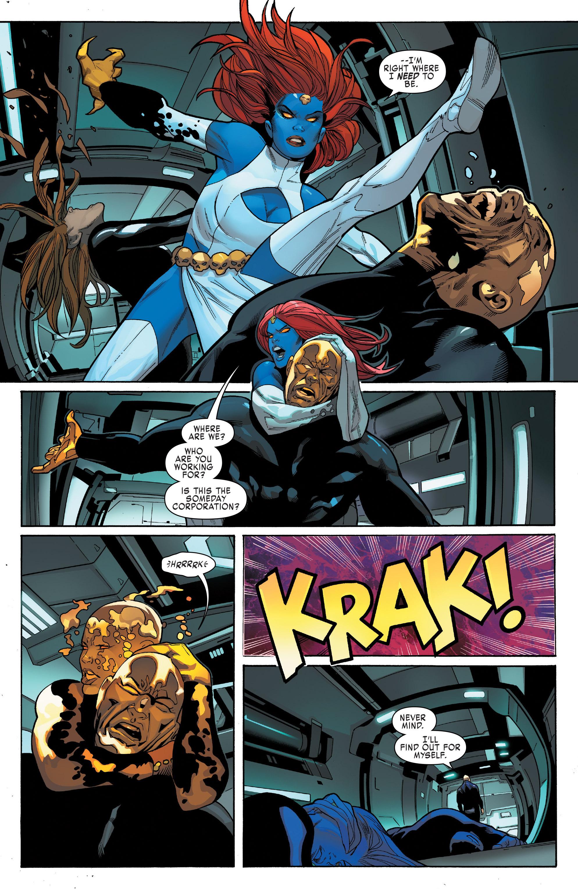 Read online Uncanny X-Men (2016) comic -  Issue #13 - 16