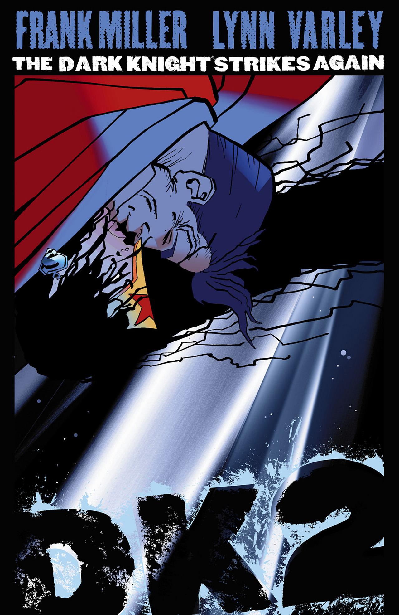 Batman: The Dark Knight Strikes Again 2 Page 1