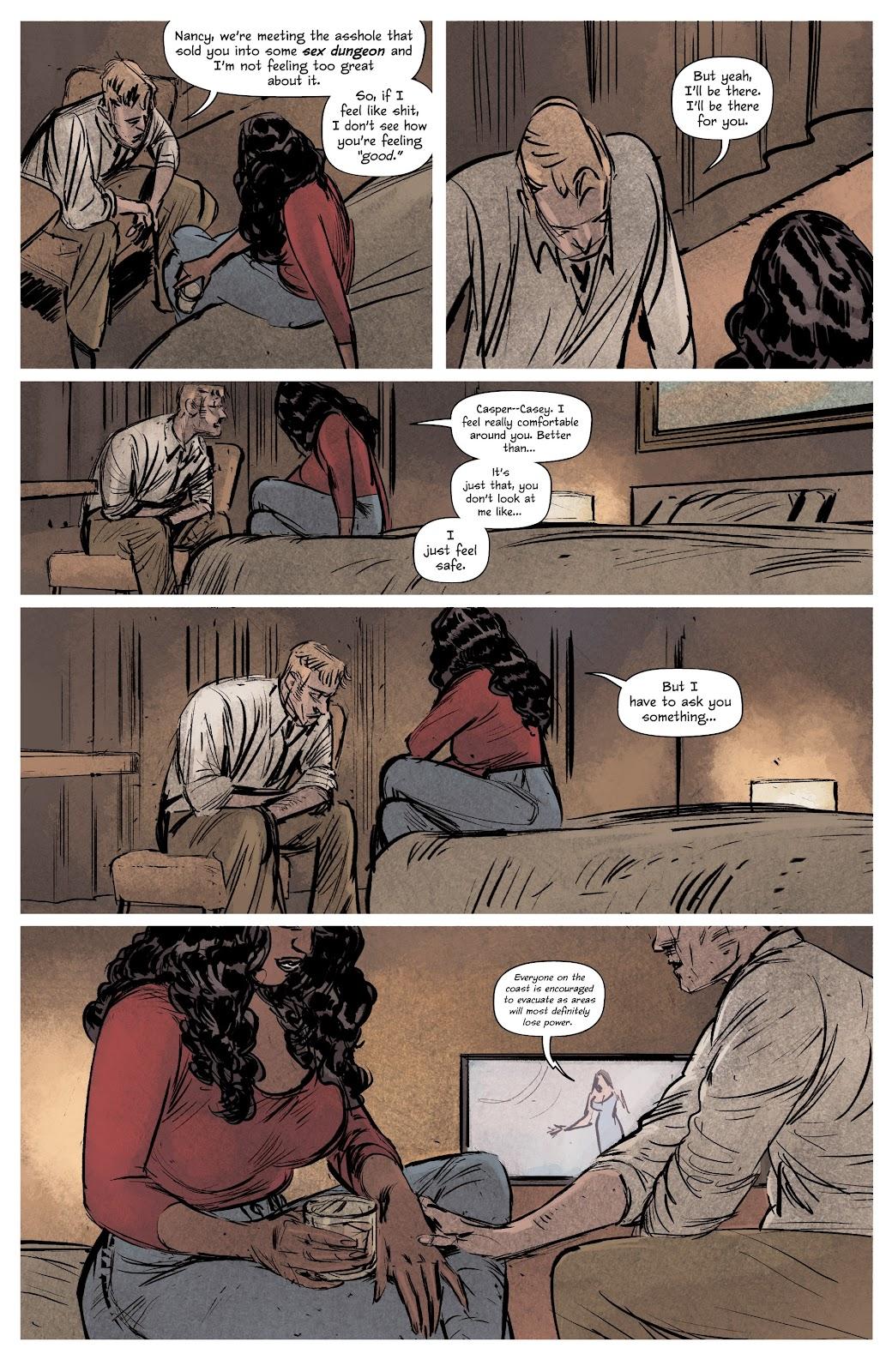 Read online Redlands comic -  Issue #10 - 13