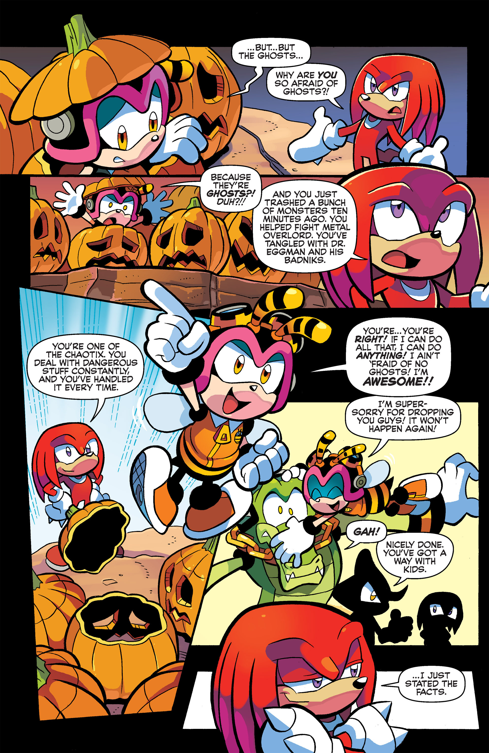 Read online Sonic Universe comic -  Issue #63 - 19