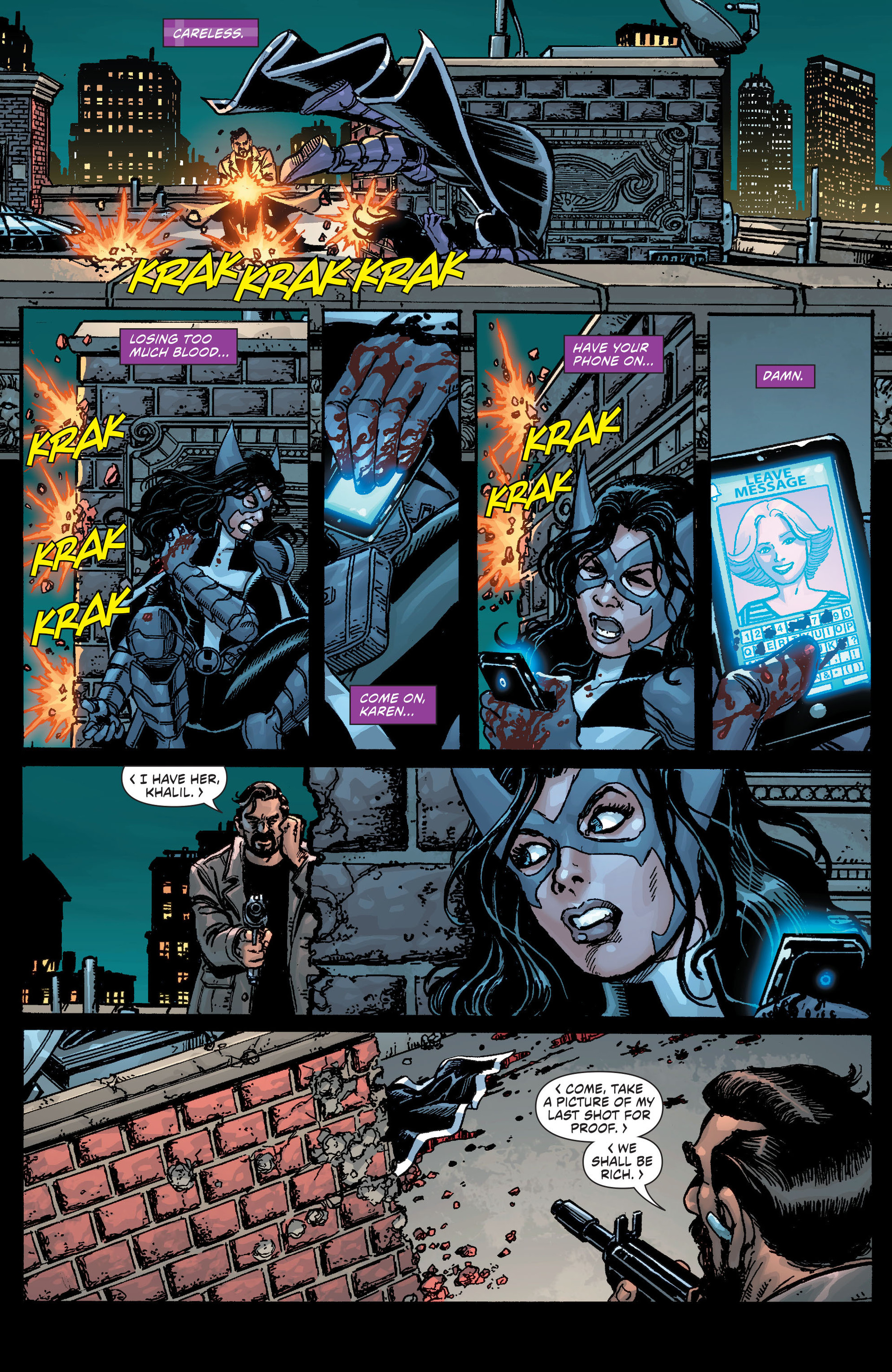 Read online Worlds' Finest comic -  Issue #8 - 6