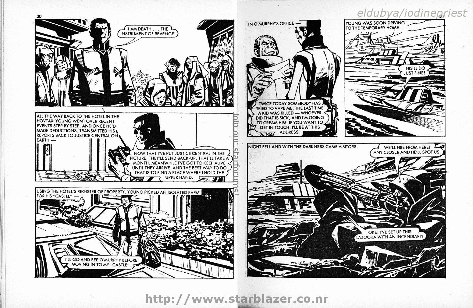 Starblazer issue 165 - Page 17