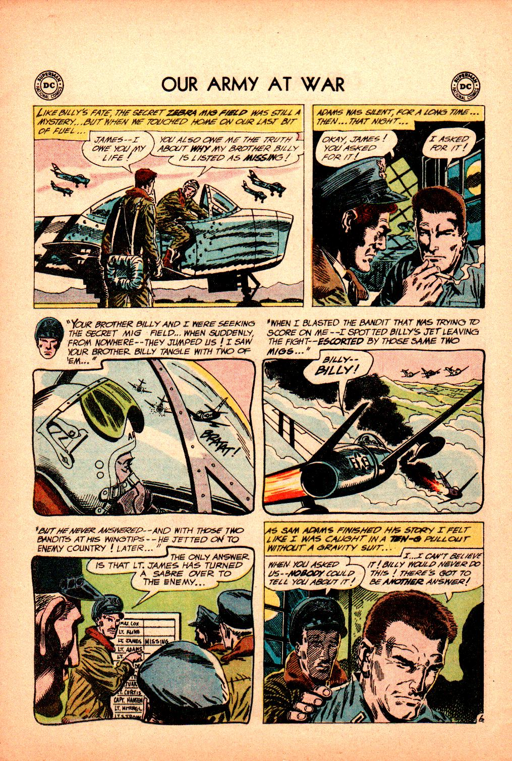 Our Army at War (1952) issue 101 - Page 28